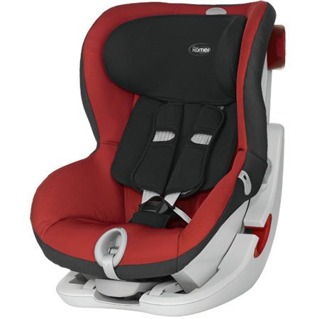 Britax Roemer King II LS - Chilli Pepper RB